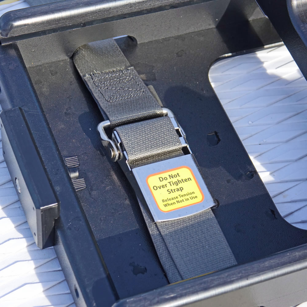 Kwik Loc Straps, Accessories, Oar Board® SUP Fit On Top Rower, Whitehall Rowing & Sail