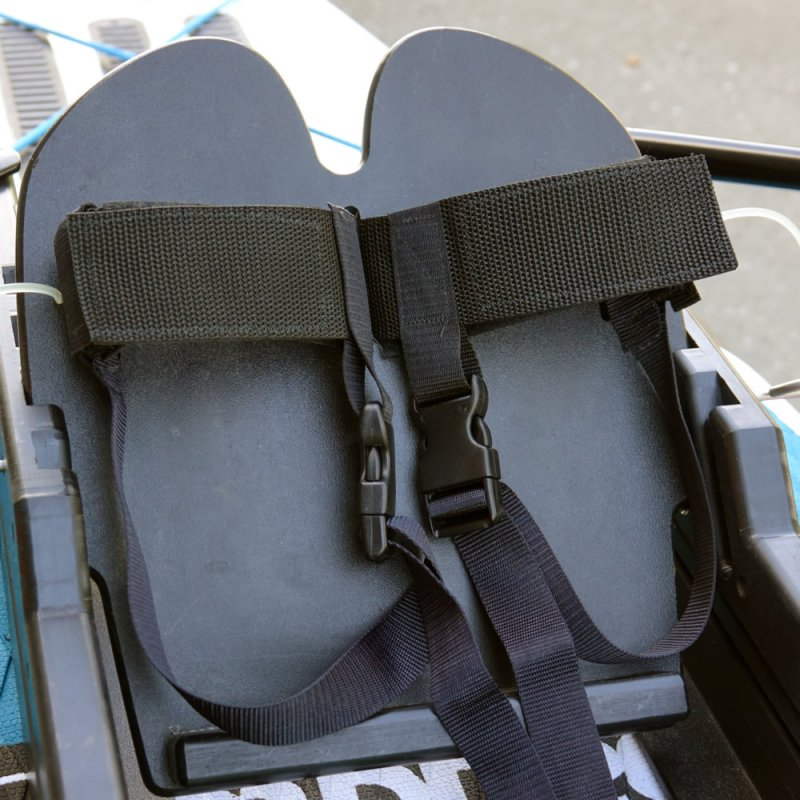 Replacement Footboard Foot Straps, Oar Board® SUP Fit On Top Rower, Whitehall Rowing & Sail