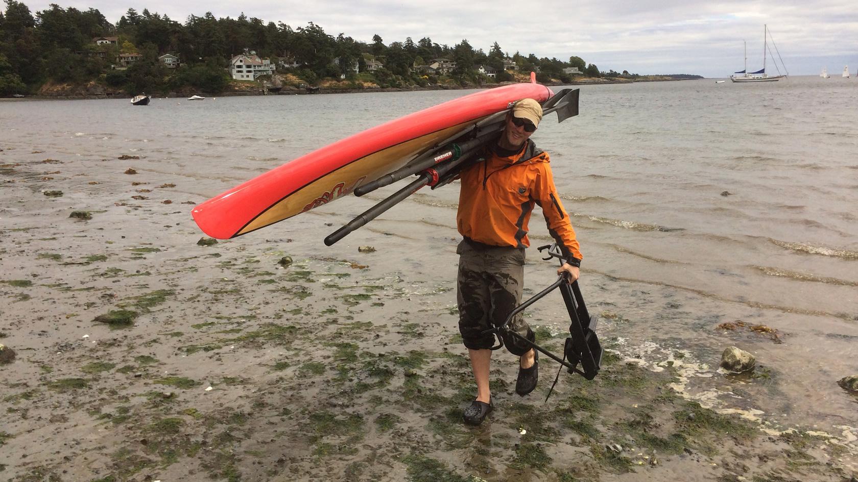 Testimonials, Olympian Adam Kreek, Oar Board, Whitehall Rowing & Sail