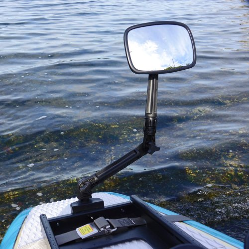 Forward Facing Rowing Mirror, Oar Board, Whitehall Rowing & Sail