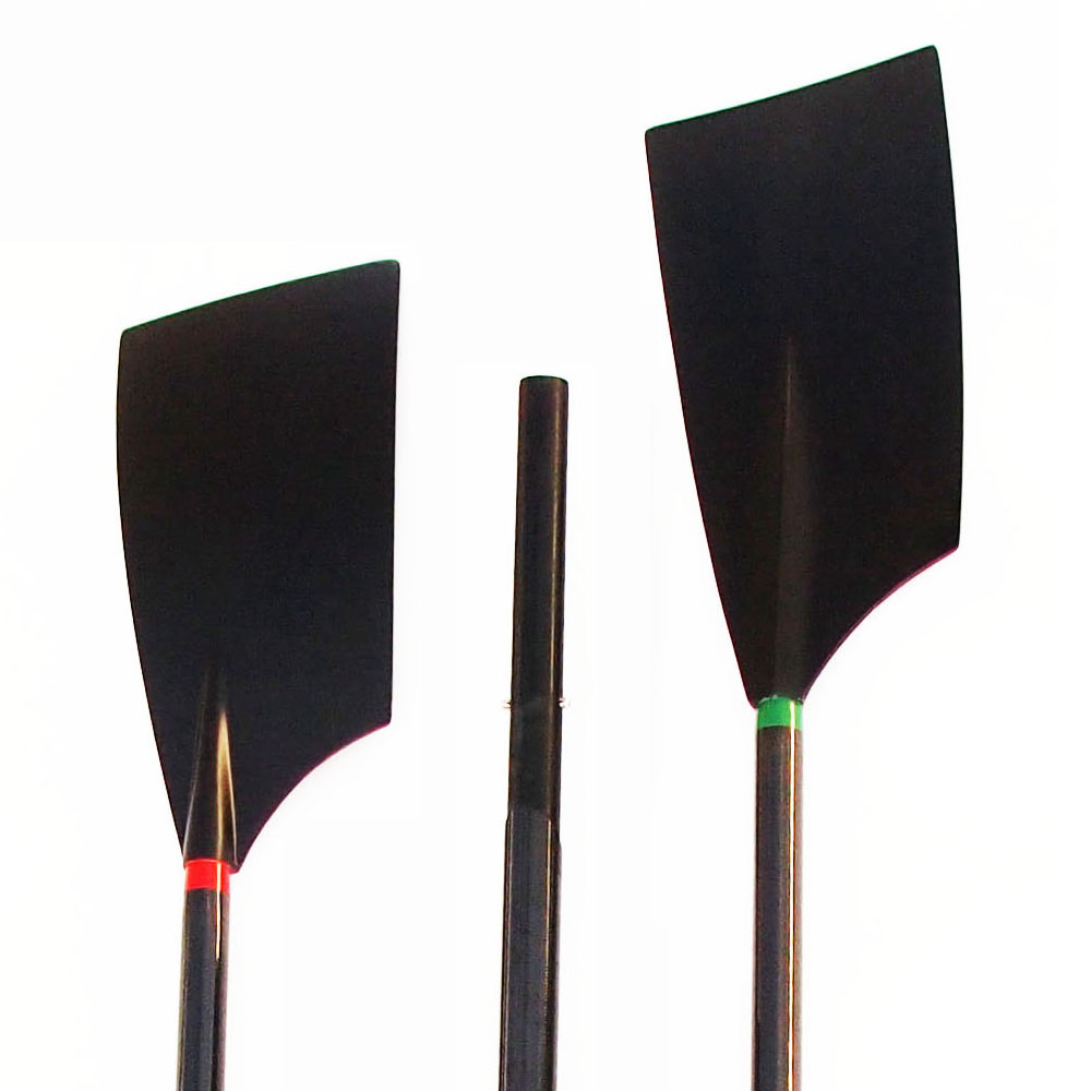 Two Part Carbon Fiber Sculling Oars, Oar Board, Whitehall Rowing & Sail