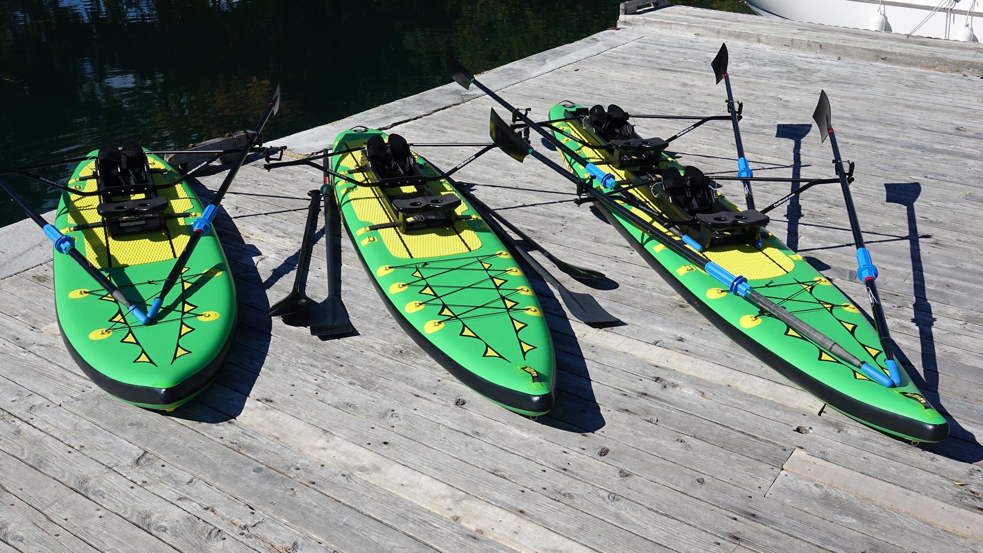 Oar Board, Whitehall Rowing & Sail