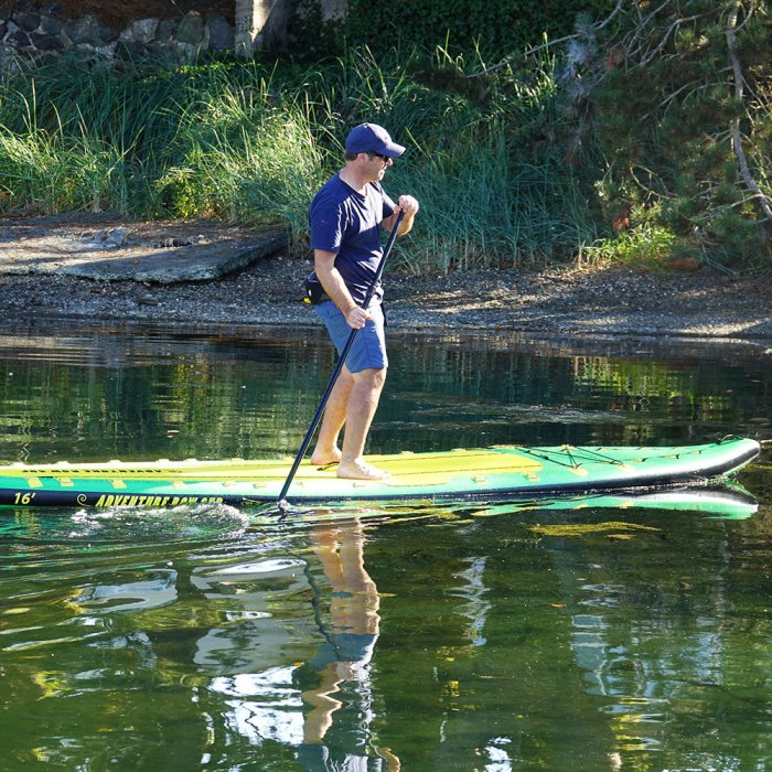 Adventure-Row-16-SUP-Combo-Single-Oar-Board-Whitehall-Rowing-fun-fitness-paddling-outdoor-sports-Colin