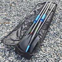Oar Board® Rowing Sculls and Bag