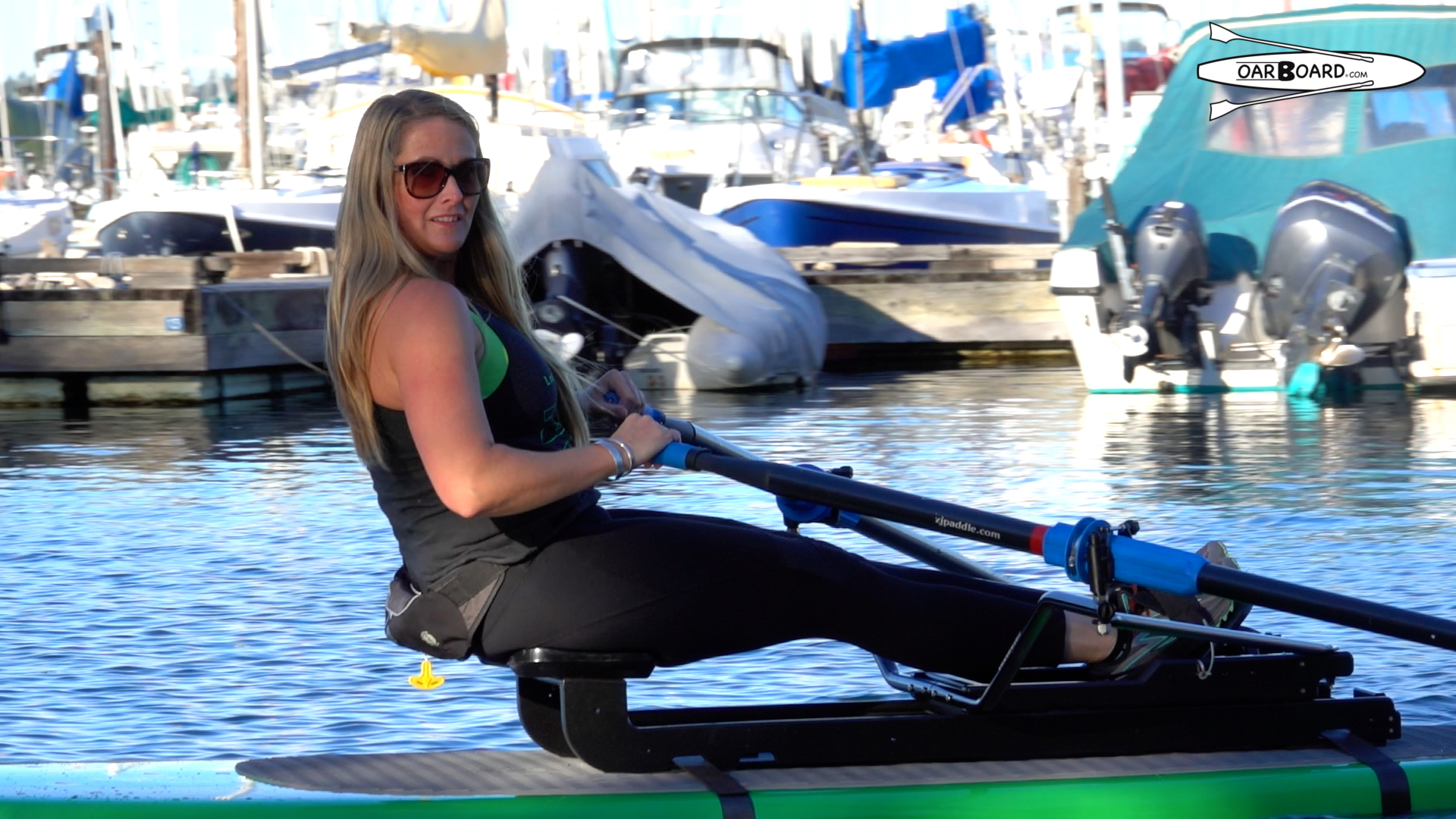 Diana-Lesieur-Harbour-Rowing-Oar-Board_Rower-SUP-Stand-up-Paddle-Board