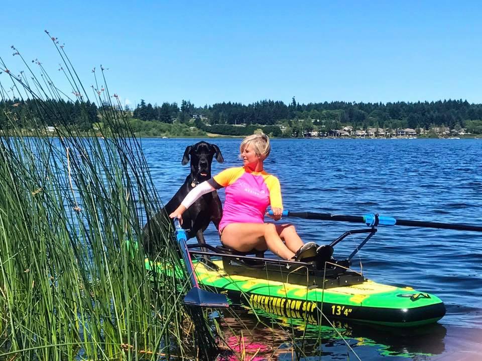 Trish-Owens-Louis-Rowing-Oar-Board-Dogs-Great-Dane