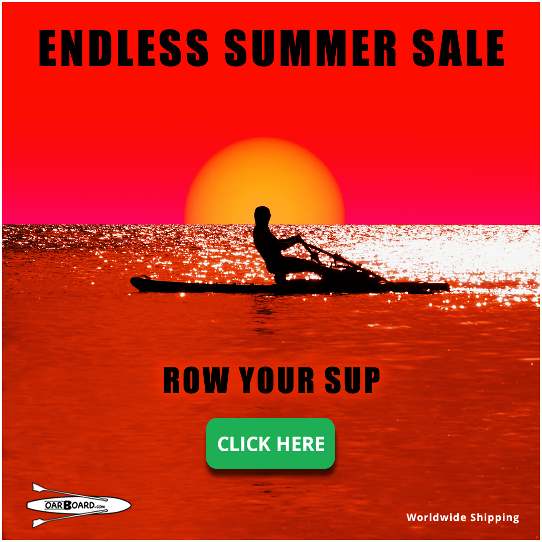 ENDLESS SUMMER SALE, Row Your SUP with Oar Board®