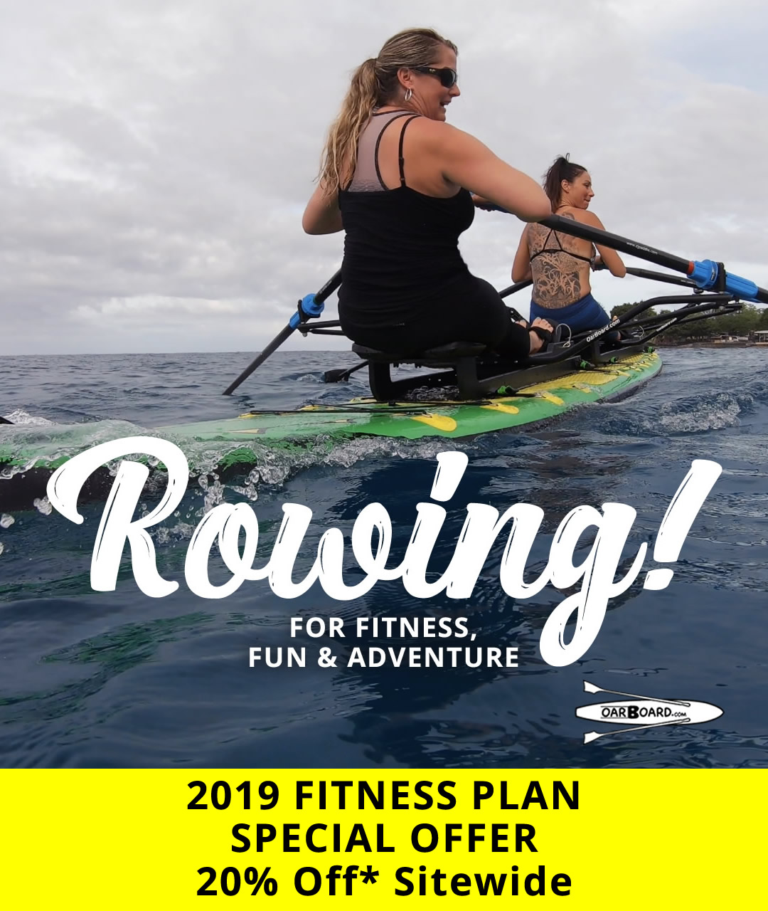Oar-Board-Rower-Stand-Up-Paddle-Combo-Special-Offer