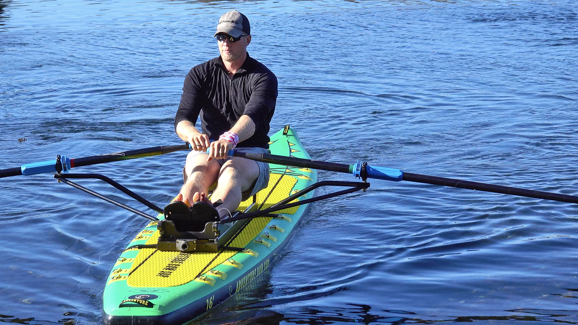 Top Reasons for Using the Oar Board® in Rowing Clubs
