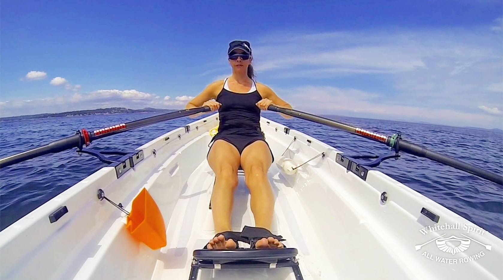 Whitehall Rowing and Sail boats, fun, fitness and adventure