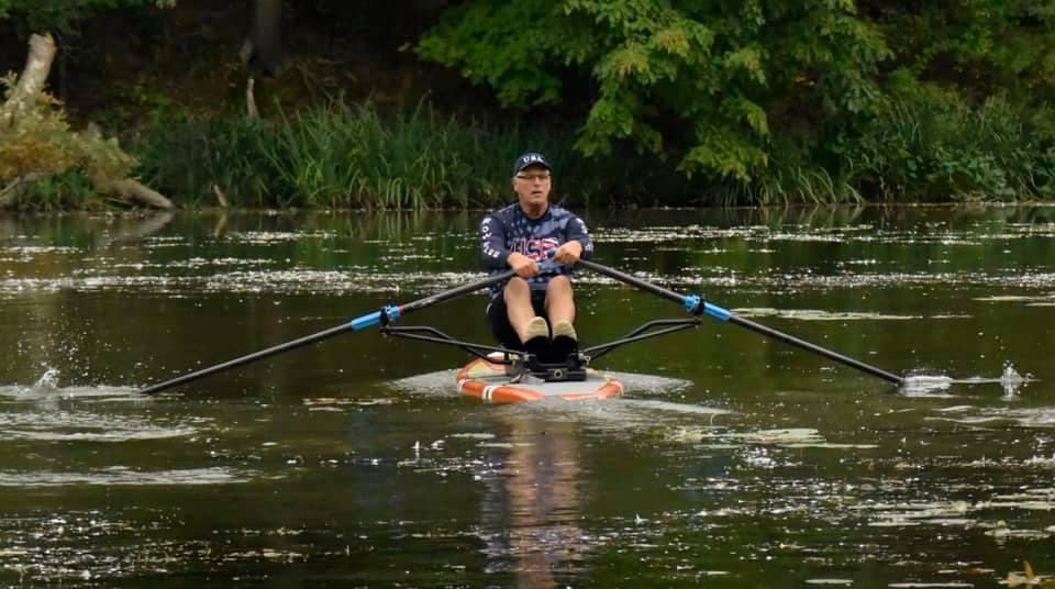 Oar Board® Rowing Fitness, Fun and Adventure